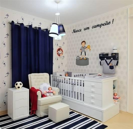 Como Escolher os Móveis do Quarto de Beb u00ea Mix Arquitetura e Interiores Brasília DF -> Decorar Quarto De Bebe Simples